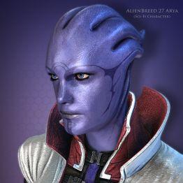 AlienBreed 27 Arya