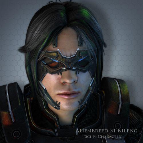 AlienBreed 31 KiLeng