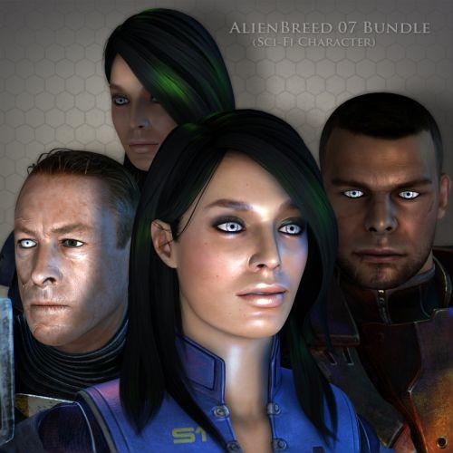 AlienBreed Bundle 07