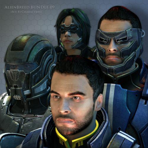 AlienBreed Bundle 09
