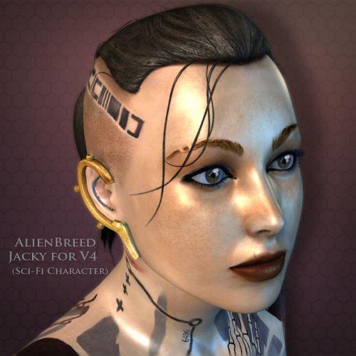 AlienBreed Jacky for V4G2