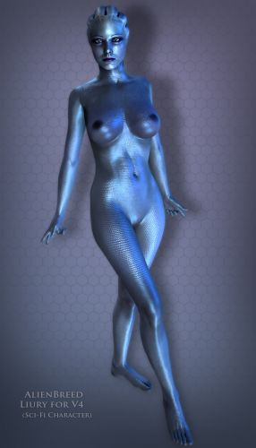 AlienBreed Liury for V4G2