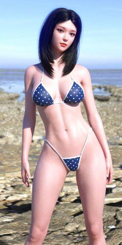 Ayumi Daria for G8F