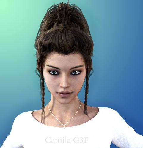 Camilla for G3F