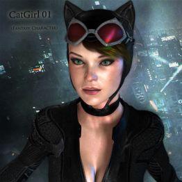 CatGirl 01