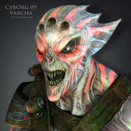 CybOrg 09 Varcha