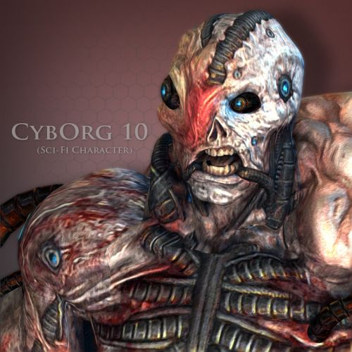 CybOrg 10