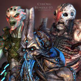CybOrg Bundle 03