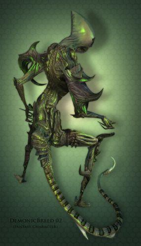DemonicBreed Bundle 01