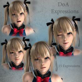 DoA Expressions