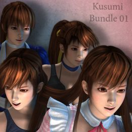 DoA Kusumi Bundle 01