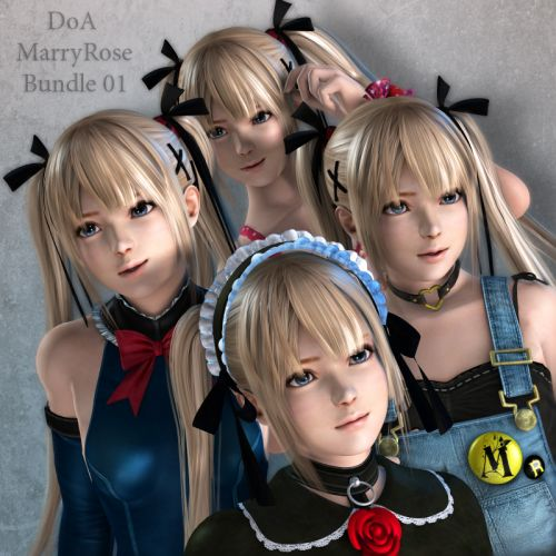 DoA MarryRose Bundle 01