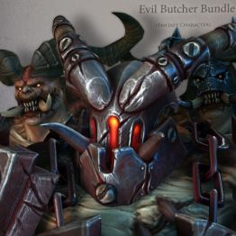EvilButcher Bundle