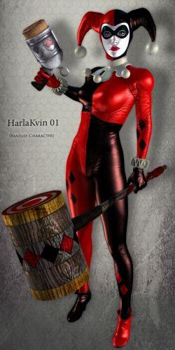 HarlaKvin 01