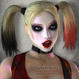 HarlaKvin 02