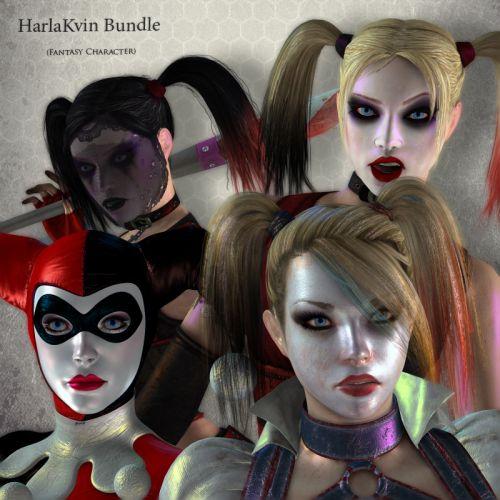 HarlaKvin Bundle