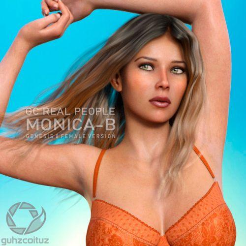 Monica-B for G8F