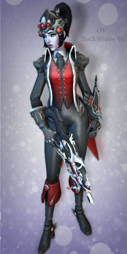 OV BlackWidow Bundle