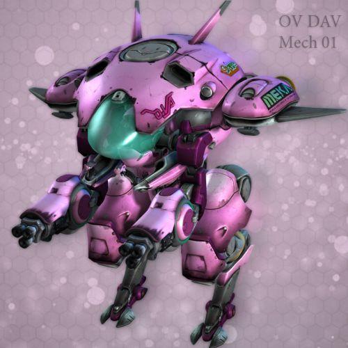 OV DAV Mech 01
