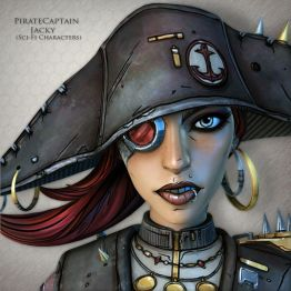 PirateCaptain Jacky