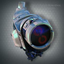 AlienBreed RoboDog