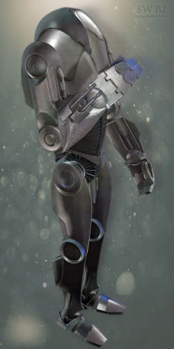 SW B2 Super Battle Droid