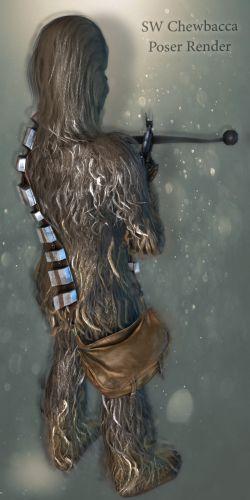 SW Chewbacca
