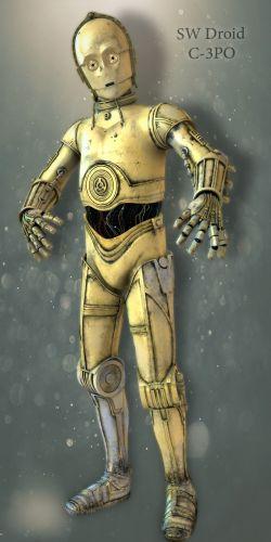 SW Droid C-3PO