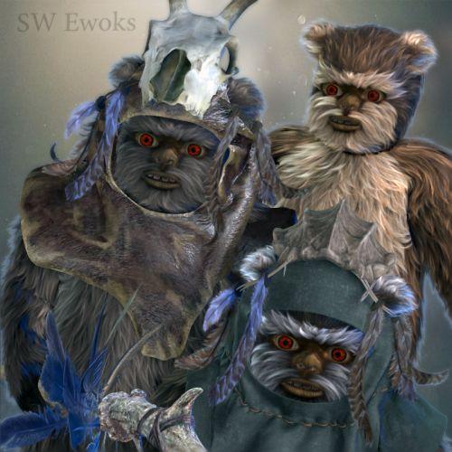 SW EWOKs
