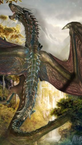 Wisheim Dragon