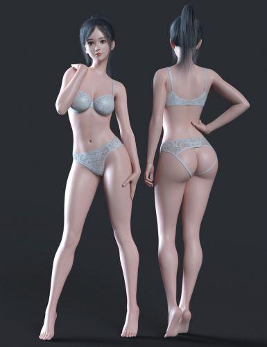 Yuuki Asami for G8F