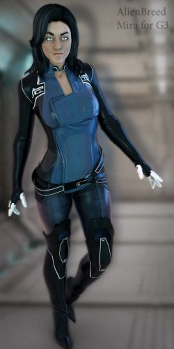 AlienBreed Mira for G3