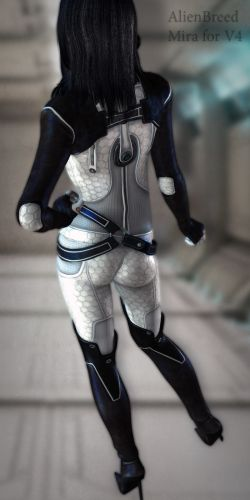 AlienBreed Mira for V4