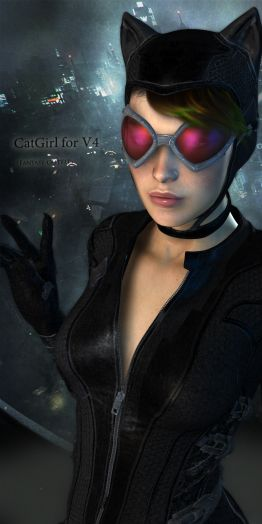 CatGirl for V4