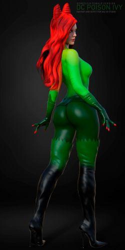 DC Poison Ivy G8F