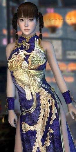 DOA Lei Fang for V4