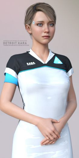 Detroit Kara for G8F