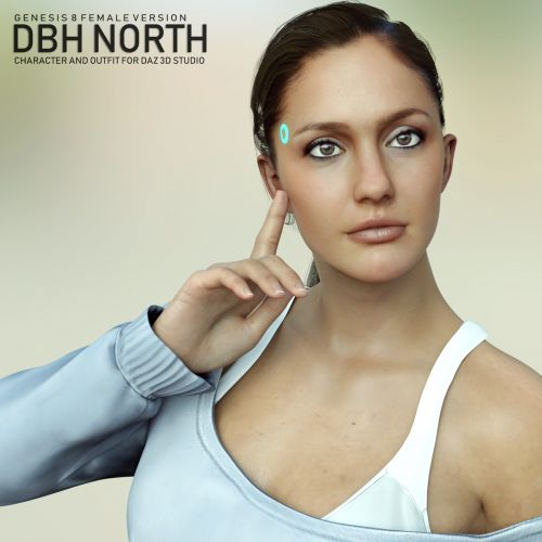 Detroit North for G8F