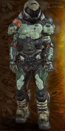DoomSlayer G3