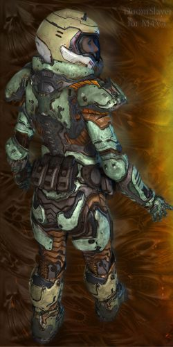 DoomSlayer V4M4