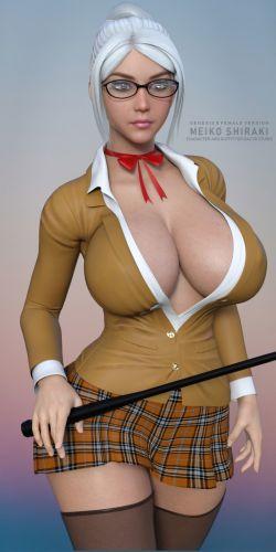 PS Meiko Shiraki for G8F
