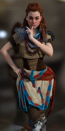 HD Aloy for G8F