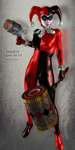 HarlaKvin Classic for V4