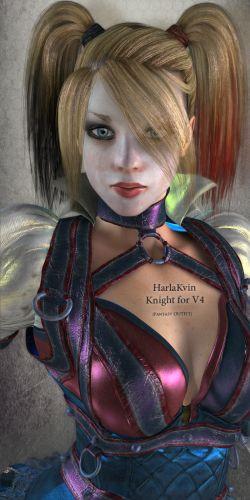 HarlaKvin Knight for V4