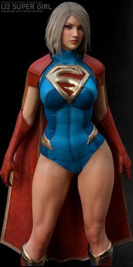 Super Girl IJ2 for G8F