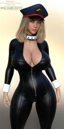 MHA Camie Outfit for G8F