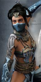MK Kitana for G3