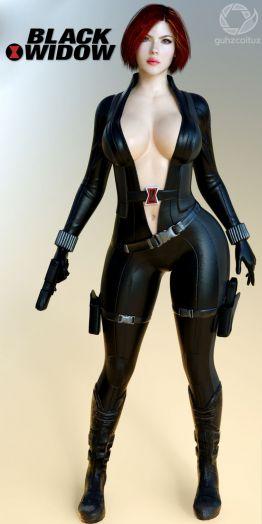 MV Black Widow for G3F