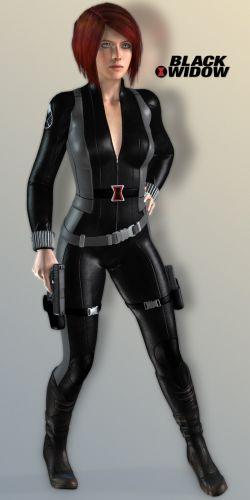 MV Black Widow for V4