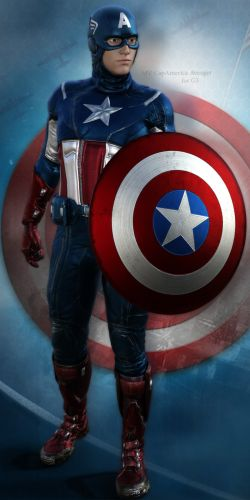 MV CapAmerica Avengers for G3
